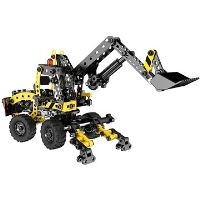 Meccano - Bager