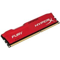 HyperX 8GB DDR4 SDRAM 3200MHz CL18 Fury Red Series