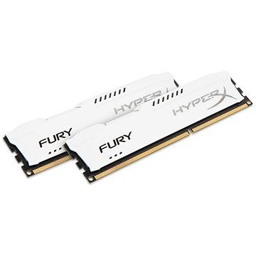HyperX 32GB KIT DDR4 SDRAM 3200MHz CL18 Fury White Series