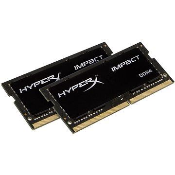 HyperX SO-DIMM 16GB KIT DDR4 SDRAM 3200MHz Impact CL20 Black Series
