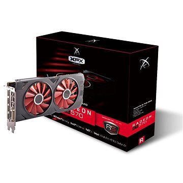 XFX RS Radeon RX 570 8GB triplex Edition