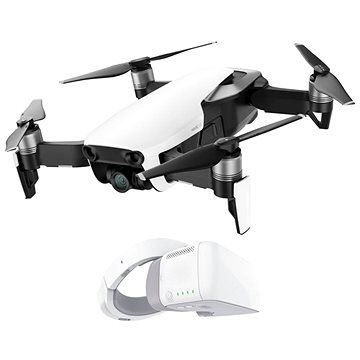DJI Mavic Air Fly More Combo Arctic White + DJI Goggles
