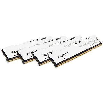 HyperX 32GB KIT DDR4 SDRAM 2933MHz CL17 Fury White Series