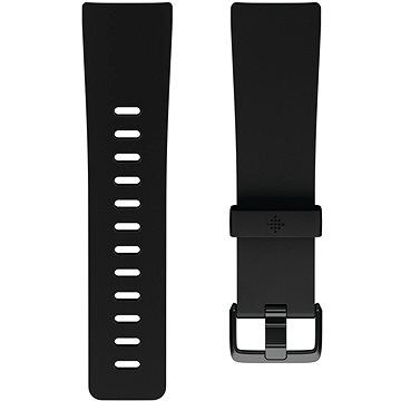 Remienok Fitbit Versa Classic Accessory Band, Black, Large