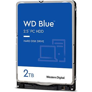 WD Blue Mobile 2TB