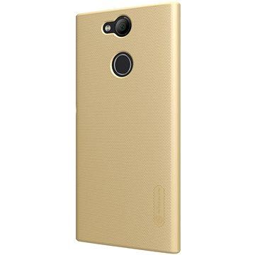 Nillkin Frosted pre Sony H4113 Xperia XA2 Gold
