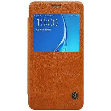 Nillkin Qin S-View pre Xiaomi Redmi Note 5 Brown