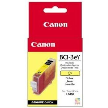 canon BCI3eY