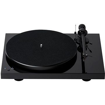 Pro-Ject Debut III RecordMaster Piano + OM 10