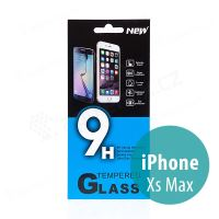 Tvrdené sklo (Tempered Glass) pre Apple iPhone Xs Max - na prednú stranu - 0,33mm