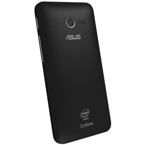 Asus Zenfone 4 (A450CG) Back Cover Black
