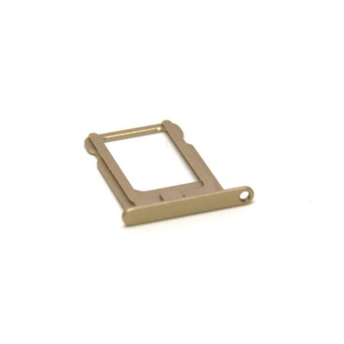 SIM Card Tray Gold pre Apple iPhone 5S