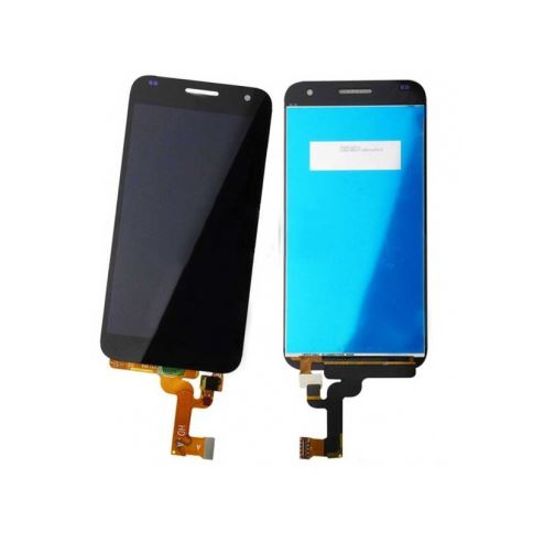 Huawei G7 LCD + Touch + Separate Frame Black