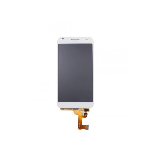 Huawei G7 LCD + Touch + Separate Frame White