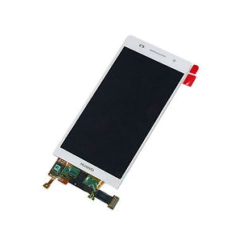 Huawei P6 LCD + Touch + Separate Frame White