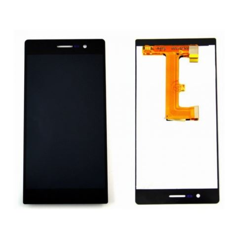 Huawei P7 LCD + Touch + Separate Frame Black