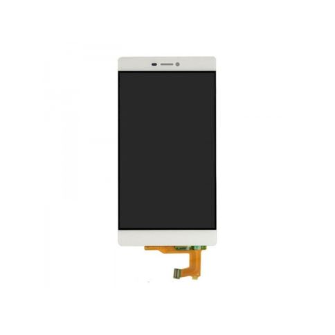 Huawei P8 LCD + Touch + Separate Frame White