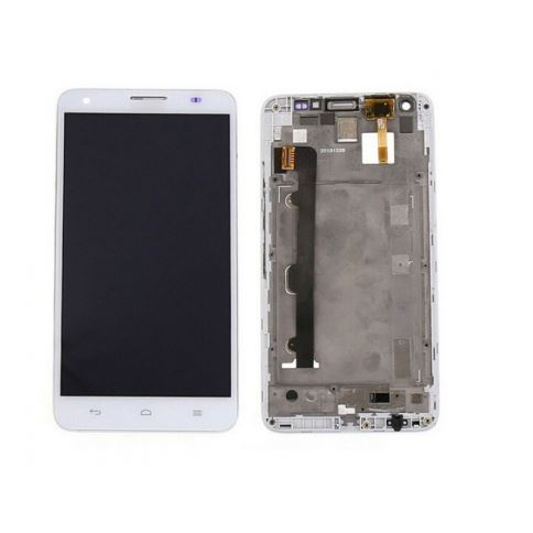 Huawei 3X LCD + Touch + Separate Frame White