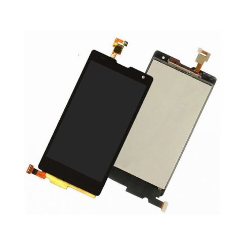 Huawei 3C LCD + Touch + Separate Frame Black