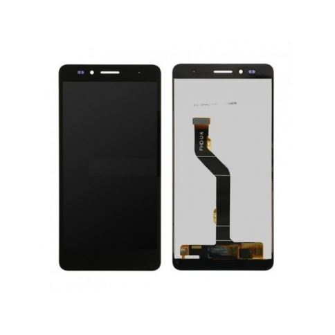 Huawei Honor 5X LCD + Touch + Separate Frame Black