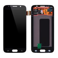S6 LCD + Touch Black