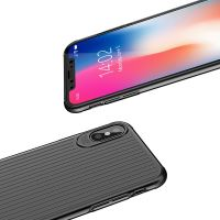 Mcdodo iPhone X Travel Starting Hard Case (PC) Black