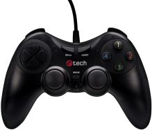 C-TECH Gamepad Riphonus pre PC / PS3