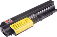 Batéria T6 power IBM ThinkPad T61 14,1 wide, R61 14,1 wide, R400, T400, 6cell, 5200mAh