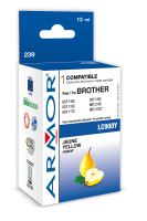 Armor ink-jet pre Brother DCP 110C, (LC900Y)