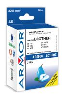 Armor ink-jet pre Brother DCP 145, (LC980 / 1100C)