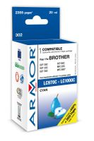 Armor ink-jet pre Brother MF C235, (LC970 / 1000C)