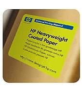 HP Heavyweight Coated Paper - role 42 ""