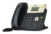"""Yealink SIP-T21P E2 PoE, 2,3 """"132x64 LCD, 2 pro.tl."""