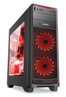 1stCOOL skriňa GAMER 1, Full Tower, AU, USB 3.0, bez zdroje, Black