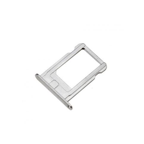 SIM Card Tray Silver pre Apple iPhone 5S