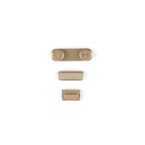 Side Buttons Gold pre Apple iPhone 5S
