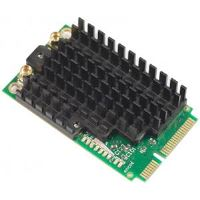 MikroTik RouterBOARD R11e-2HPnD 802.11b / g / n High Power miniPCI-e card with MMCX connectors