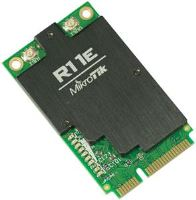 MikroTik RouterBOARD R11e-2HnD 802.11b / g / n miniPCI-e card with U.FL connectors