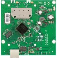 MikroTik RouterBOARD RB911-5HnD, 64MB RAM, 802.11a / n, 2x2 two chain, 5GHz, ROS L3, 1xLAN, 2x MMCX